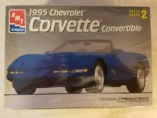Amt Ertl 1995 Chevrolet Corvette Convertible 1/25 Blue #6538