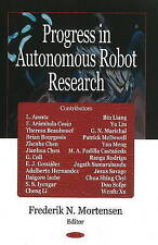 Progress in Autonomous Robot Research by Nova Science Publishers Inc...