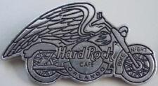 Hard Rock Cafe ORLANDO 1996 BIKE NIGHT Silver MOTORCYCLE PIN - HRC Catalog #6872