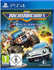 PS4 MICRO MACHINES MUNDO Series nuevo&e.o. PLAYSTATION 4