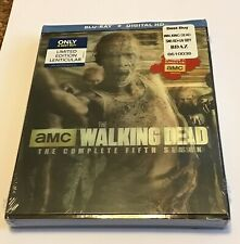 THE WALKING DEAD LIMITED EDITION LENTICULAR COLLECTOR COMPLETE 5 SEASON