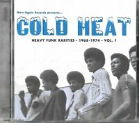 Cold Heat-Heavy Funk Rarities 1968-1974/Vol.1   CD  Comme neuf