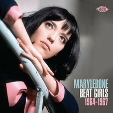 MARYLEBONE BEAT GIRLS (180 GR.ORANGE VINYL)   VINYL LP NEU