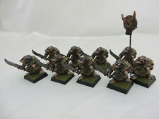 Warhammer Skaven Clanrats Warlord  Clans Verminus army lot lord general champion