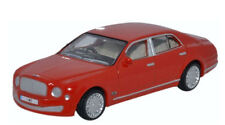 Oxford Diecast Bentley Mulsanne St James Red 76BM004 OOScale (suit HO also)