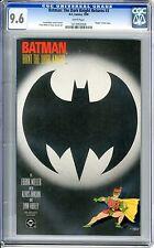 Batman The Dark Knight Returns #3 CGC 9.6  NM+ white pgs  F Miller K Janson Art