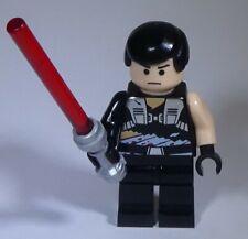 Lego Star Wars Darth Vader Apprentice Galen Marek (Torso Crack) Minifigure 7672