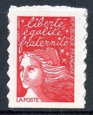 STAMP / TIMBRE FRANCE NEUF N° 3085 ** MARIANNE 14 JUILLET / PROVENANT DE CARNET