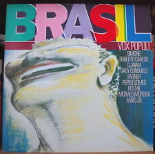 BRAZIL VOX POPULI COMPIL' LATINO BRAZIL PRESS LP DISQUES CBS 1984