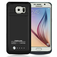 4200mAh Power Bank External Charging Battery Case Cover for Samsung Galaxy S6