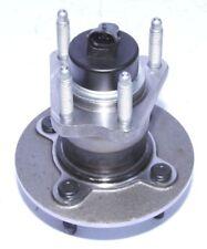 REAR 4 STUD Wheel Hub Bearing fit 03-07 Saturn Ion-2 lon-3 FWD w/ABS DRUM BRAKE