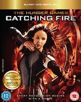 The Hunger Juegos - Catching Fire Blu-Ray Nuevo Blu-Ray (LGB95080UV)