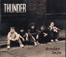 CD + DVD (NEU!) . THUNDER - Wonder Days + Live in Wacken 2013 (mkmbh