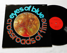 EYES OF BLUE Crossroads of time GREECE LP MTB 16 (RE) ANCIENT GREASE psych NM/M