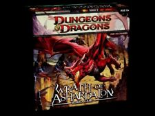 Wrath of Ashardalon: A D&D Boardgame (Dungeons & Dragons, D&D) [New ]