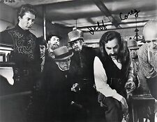 OFFICIAL WEBSITE Jeff Corey (1914-2002) Wild Bill 8x10 Glossy Photo AUTOGRAPHED