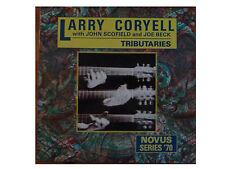 LARRY CORYELL * TRIBUTARIES * VINYL LP NOVUS SERIES '70 NL 83072 (1979)