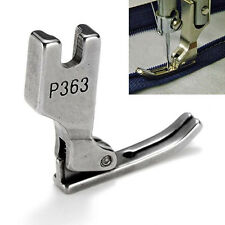 4cm Home Industrial Sewing Machine Narrow Zipper Presser Foot P363 for Brother