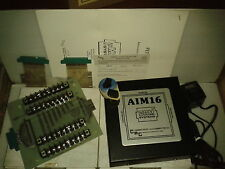 Commodore PET ADC / 16 Channel Analogue to Digital Converter