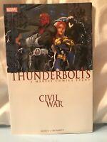 Thunderbolts: A Marvel Comics Event - Civil War by Nicieza & Grummett