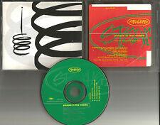 Michael Franti SPEARHEAD People in 5TRX REMIXES & INSTRUMENTAL PROMO CD single