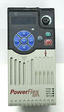 ALLEN BRADLEY 25B-B2P5N104 POWERFLEX 525 0.5HP 240V 3PH (1A1)