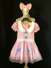 New Hot Topic Women's Baby Doll Halloween Costume size Small