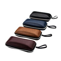 Zipper Sunglasses Box Case Shell Hard Eye Glasses Protector Pouch TEUS