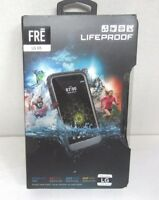 New Lifeproof FRĒ SERIES Waterproof Case for LG G5 BLACK 77-53373