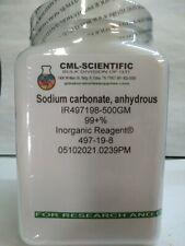 Sodium Carbonate Anhydrous 99 Inorganic Reagent 500g