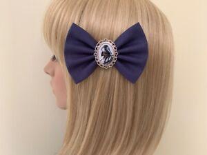 Darth Vader Star Wars hair bow clip rockabilly pin up girl geek Disney
