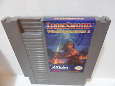 IronSword: Wizards & Warriors II (Nintendo Entertainment System, 1989) Tested!