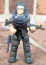 MEGA BLOKS 06875 CALL OF DUTY JUNGLE TROOPERS Micro Figure #5 W/ Accessories