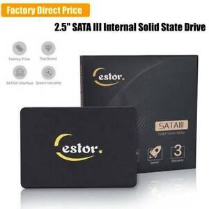 "SATA III Internal 2.5"" 240 128 120 GB Solid State Drives Disk 6GB/S SSD 500MB/s"