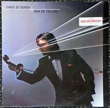 33t Chris De Burgh - Man on the line (LP)