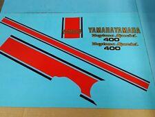 YAMAHA RD400 1979 DAYTONA DECAL GRAPHIC SET (#Y13)