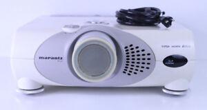 Marantz VP-12S4 3 Chip DLP HDTV Projector MSRP: $10,999