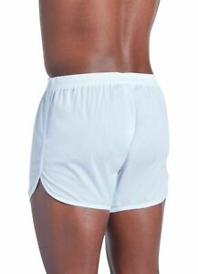 Jockey Mens Blended Tapered Boxer 4 Pack Underwear Boxers cotton blends