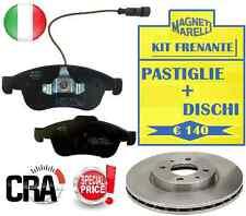 Kit frenante Pastiglie Anteriori+Dischi Ventilati Anteriori Alfa/Giulietta 1600