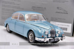 PARAGON 1:18 MK2 MARK II Jaguar 1962