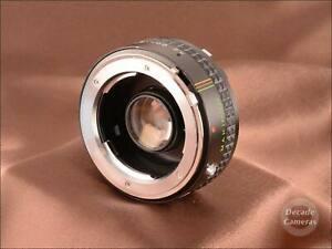 Minolta MD Makinon M1 2x Converter - Excellent - 115