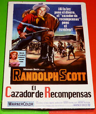 EL CAZADOR DE RECOMPENSAS / THE BOUNTY HUNTER English Español -DVD R2- Precintad