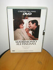 "DVD ""MATRIMONIO ALL'ITALIANA""  -  ITALIA 1964"