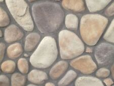 Stone Veneer Cultured Manufactured Wisconsin River Rock Stone Call For A Quote!