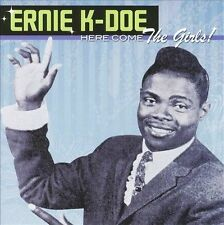 Here Come the Girls! by Ernie K-Doe (CD, Mar-2008, The Great American Music Com…
