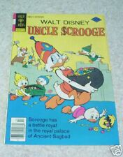Walt Disney's Uncle Scrooge 145, VF (8.0) King Scrooge the First! 50% off Guide!
