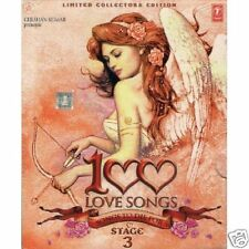 100 LOVE SONGS STAGE 3 - BOLLYWOOD 6 CD BOXSET