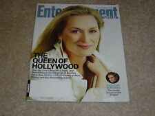 MERYL STREEP * QUEEN OF HOLLYWOOD * TWILIGHT 2008 ENTERTAINMENT WEEKLY MAGAZINE