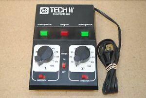 MRC Tech II Dual Power 2800 Transformer *HO*N*Z*