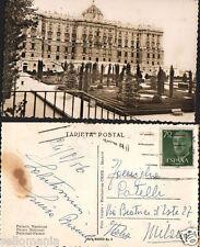 ANTIGUA POSTAL DE MADRID . PALACIO NACIONAL . MIRA MAS EN MI TIENDA  CDCP556